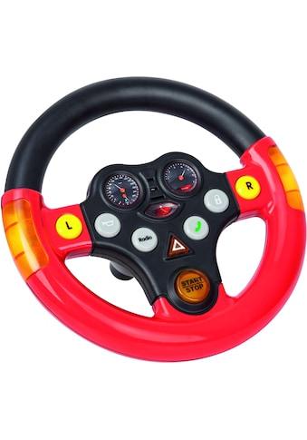 BIG Spielfahrzeug-Lenkrad »Multi-Sound-Wheel« kaufen