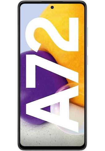 """Samsung Smartphone »Galaxy A72«, (16,95 cm/6,7 """", 128 GB Speicherplatz, 64 MP Kamera) kaufen"""