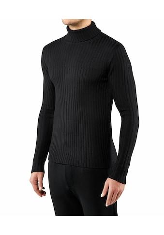 FALKE Trainingspullover »Pullover«, mit Merinowolle kaufen