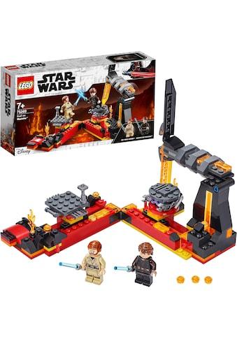 """LEGO® Konstruktionsspielsteine """"Duell auf Mustafar™ (75269), LEGO® Star Wars™"""", (208 - tlg.) kaufen"""