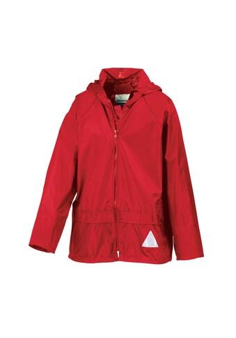 Result Regenjacke »Kinder Unisex Regen Set« kaufen