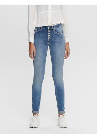 Only High - waist - Jeans »ONLBLUSH« kaufen