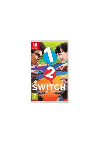 Nintendo Spiel »1-2-Switch (D)«, Nintendo Switch kaufen