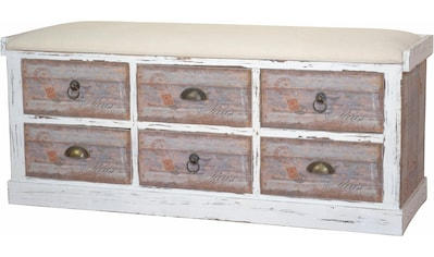 Home affaire Sitzbank »Vintage« kaufen