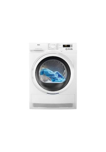 Wäschetrockner, AEG, »TP7050TW A+« kaufen