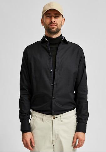 SELECTED HOMME Langarmhemd »Mark Shirt« kaufen