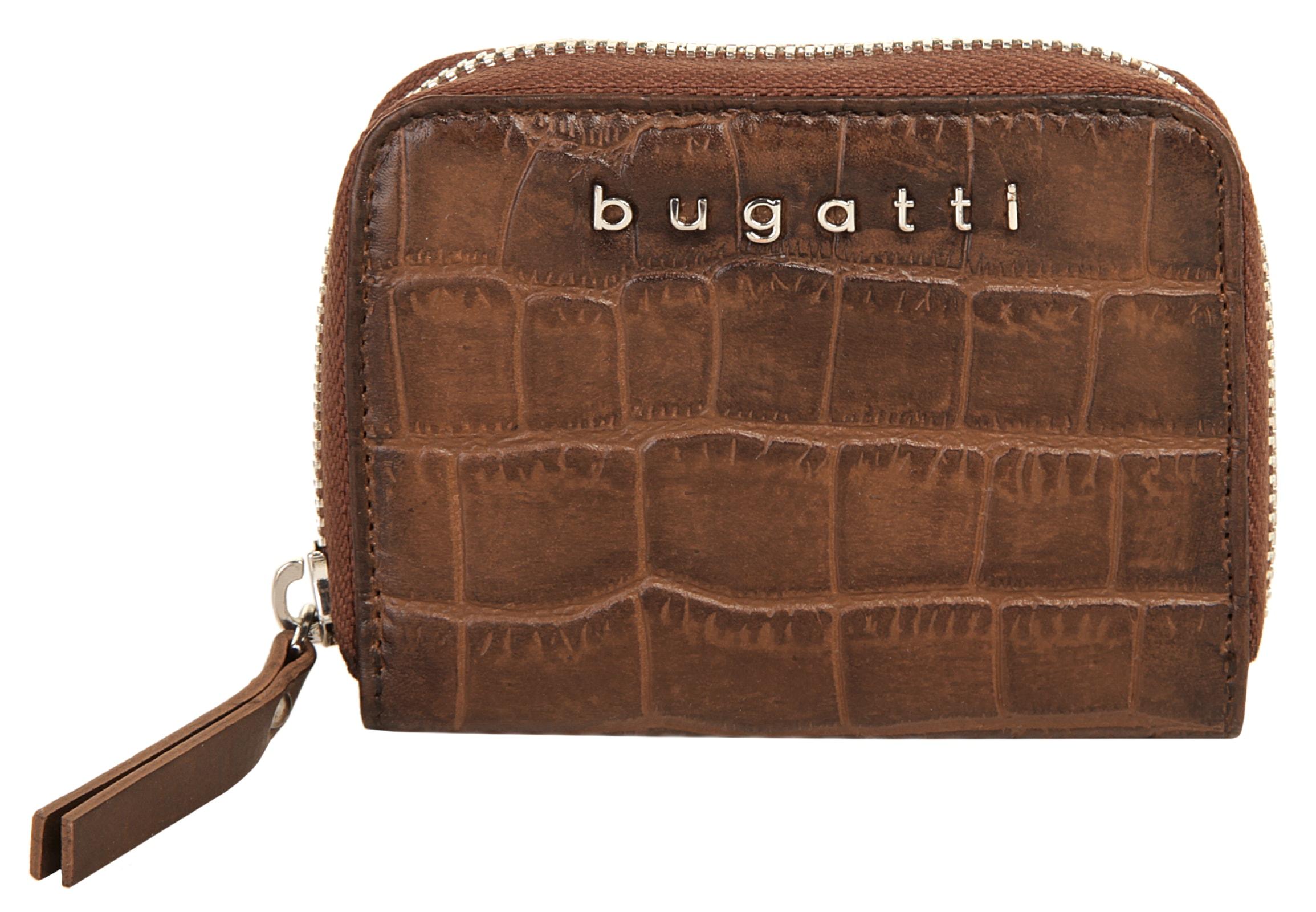Image of bugatti Brieftasche »CROCO«