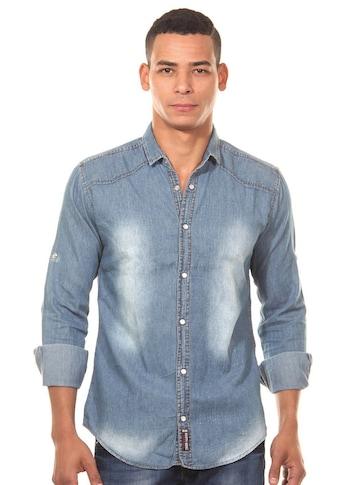 R - NEAL Jeanshemd regular fit kaufen