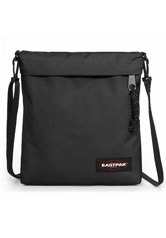 Eastpak Umhängetasche »LUX, Black«, enthält recyceltes Material (Global Recycled... kaufen