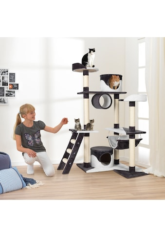 ABUKI Kratzbaum »Twist«, hoch, BxTxH: 110x40x142 cm kaufen