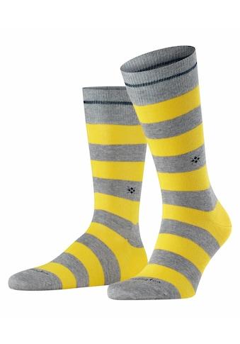 Burlington Socken Brit Stripe (1 Paar) kaufen
