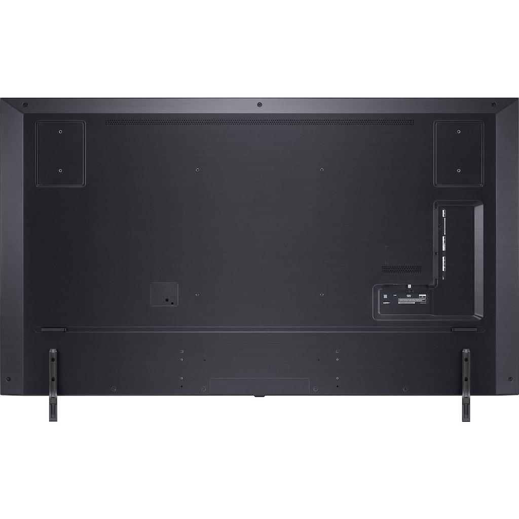 "LG LCD-LED Fernseher »75NANO809PA«, 189 cm/75 "", 4K Ultra HD, Smart-TV, Local Dimming-Sprachassistenten-HDR10 Pro"