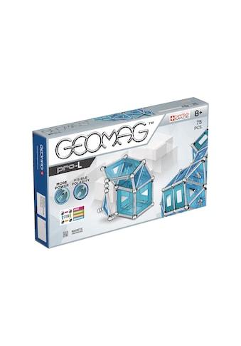 Geomag™ Spielbausteine »Baukasten pro-L 75 Teile« kaufen
