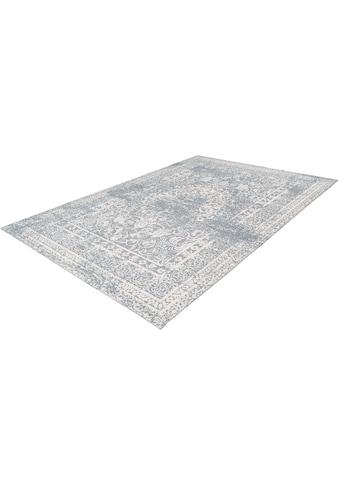 Arte Espina Teppich »Iglesia 400«, rechteckig, 10 mm Höhe, Vintage Design, Wohnzimmer kaufen
