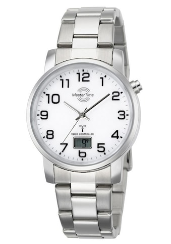 MASTER TIME Funkuhr »MTGA10300 - 12M« kaufen