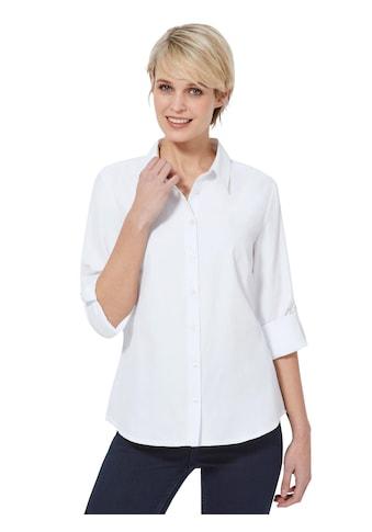 Casual Looks Bluse mit Knopfmanschetten kaufen