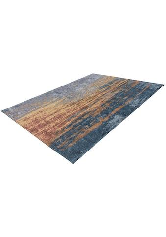 Arte Espina Teppich »Blaze 300«, rechteckig, 8 mm Höhe, Vintage Optik, mit Baumwolle und Chenille, Wohnzimmer kaufen