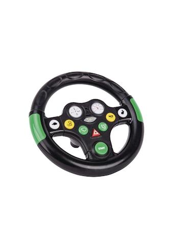 BIG Spielfahrzeug-Lenkrad »BIG Tractor Sound Wheel«, mit Soundfunktion kaufen
