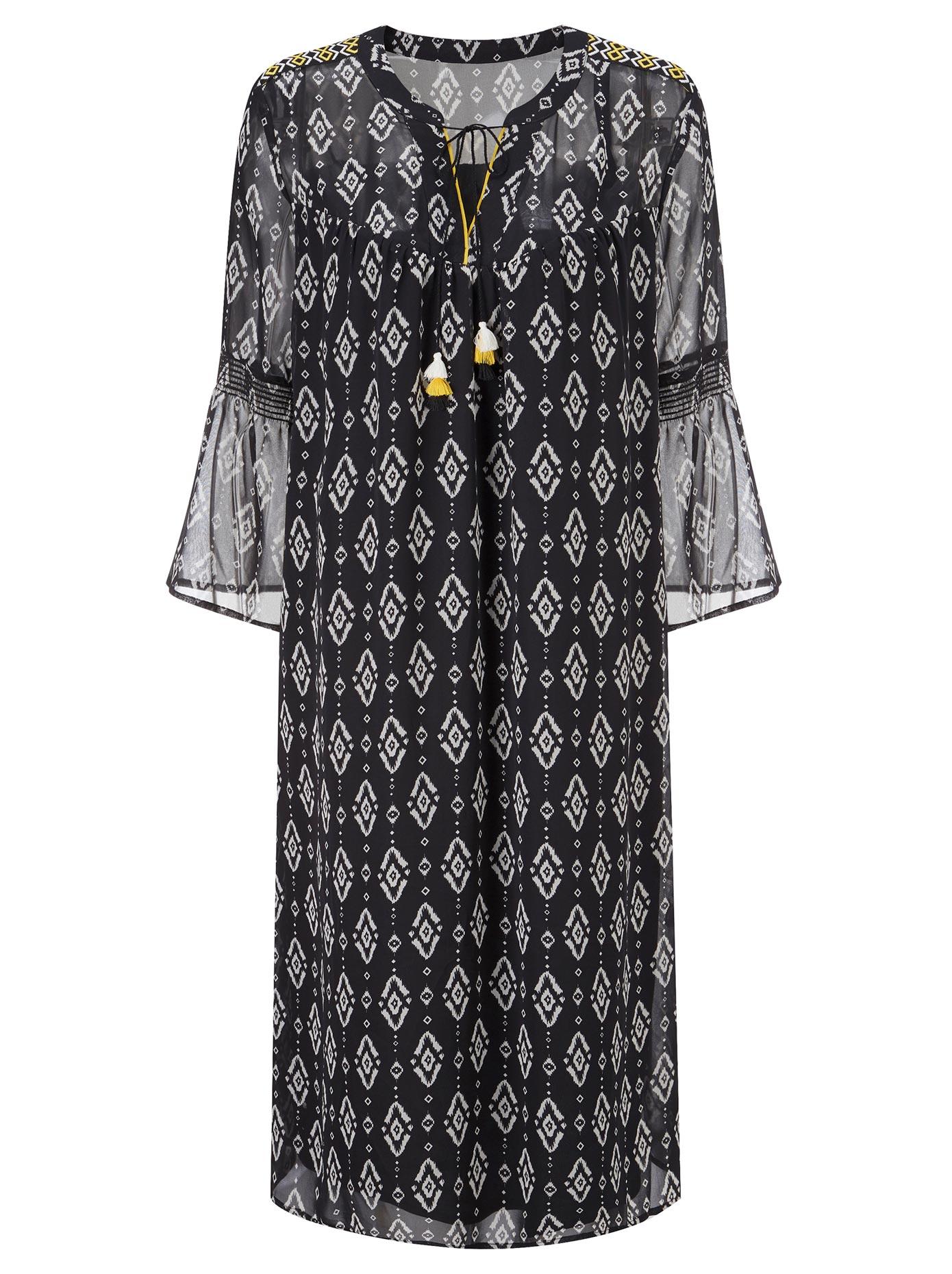 Image of Classic Inspirationen Kleid in duftiger Chiffon-Qualität