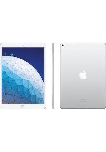 iPad Air Wi - Fi + Cellular, 256 GB, Apple, »space grau, 10.5 Zoll« kaufen