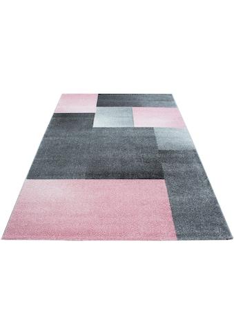 Ayyildiz Teppich »Lucca 1810«, rechteckig, 11 mm Höhe, Wohnzimmer kaufen