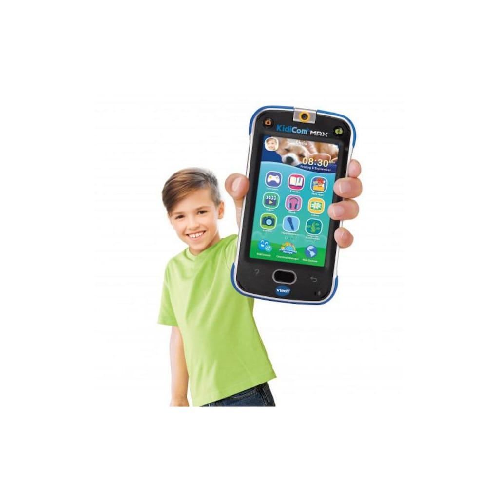 Vtech® Lerntablet »KidiCom MAX blau«, für Kinder