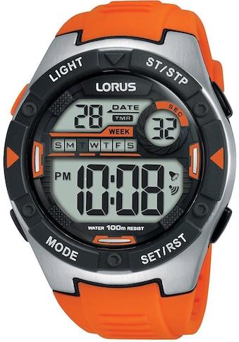 LORUS Chronograph »R2303NX9« kaufen