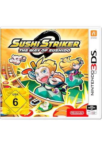 Nintendo 3DS Spiel »Sushi Striker: The Way of Sushido«, Nintendo 3DS kaufen