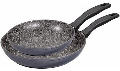 STONELINE Pfannen-Set, Aluminiumguss, (Set, 2 tlg.), Induktion kaufen