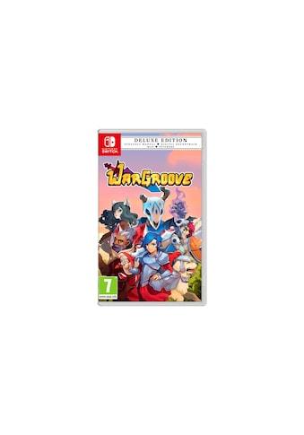 Spiel »WarGroove: Deluxe Edition«, Nintendo Switch, Standard Edition kaufen