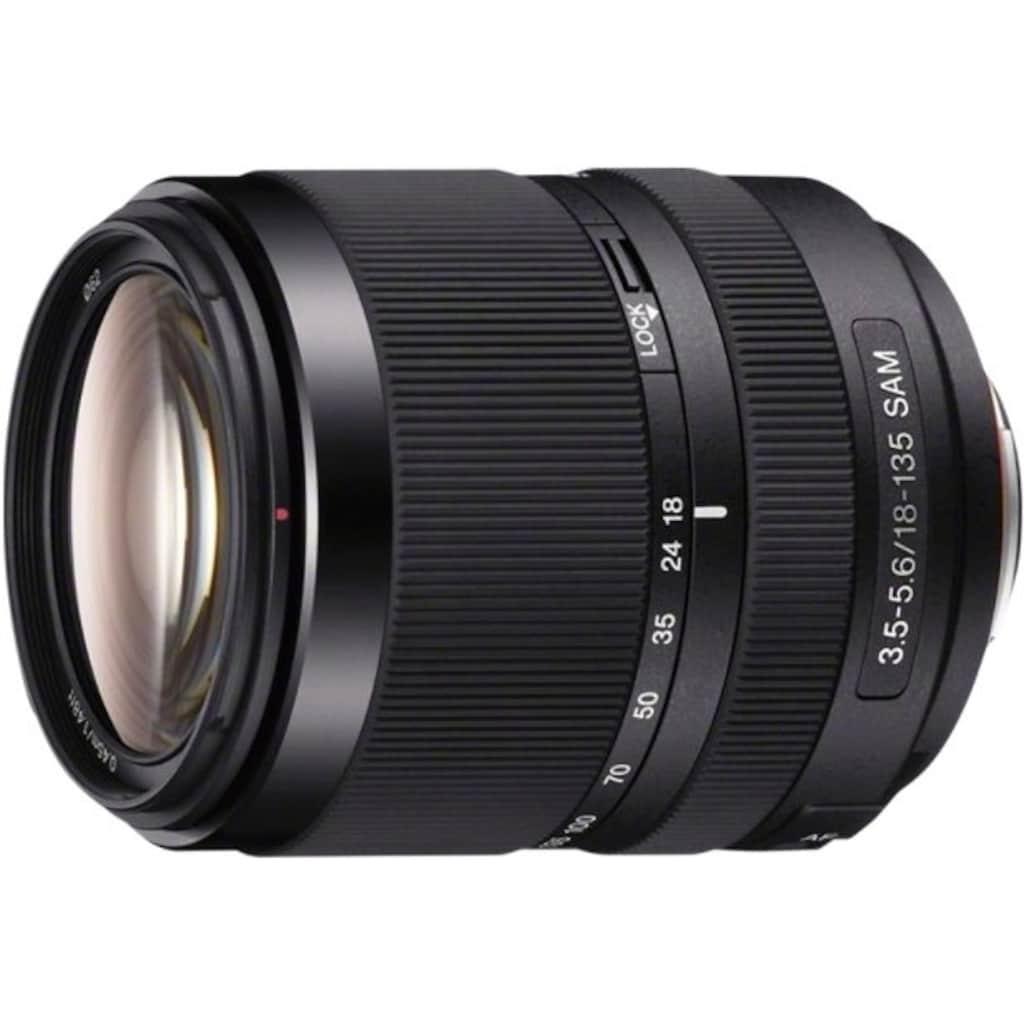Sony Teleobjektiv »SAL-18135«
