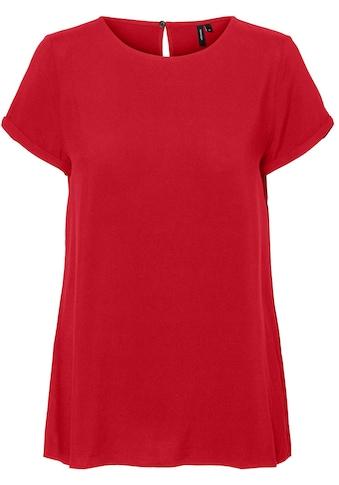 Vero Moda Shirtbluse »VMNADS FOLD UP« kaufen