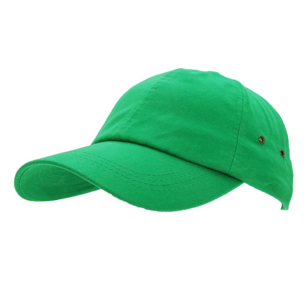Result Baseball Cap »Unisex Baseball Kappe, 100% Baumwolle (2 Stück/Packung)«