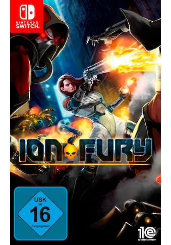 Ion Fury Nintendo Switch kaufen