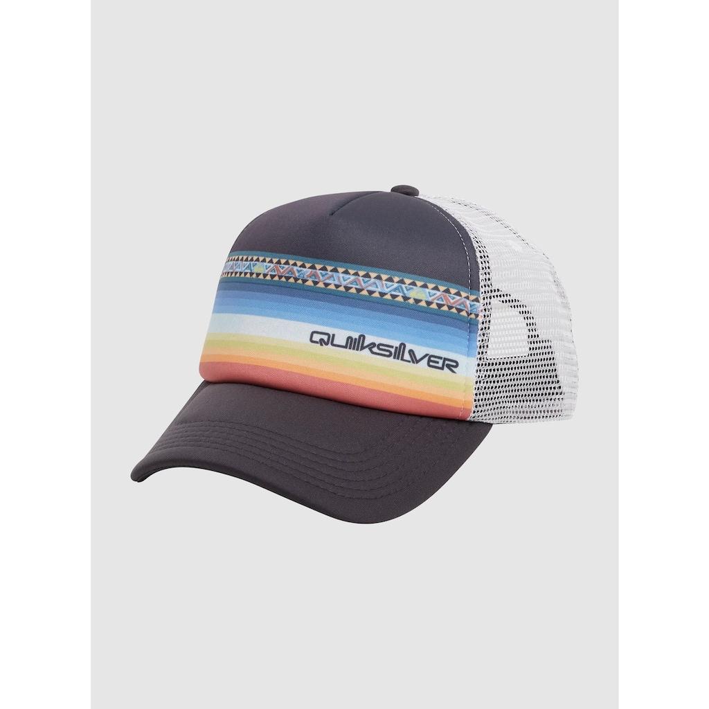 Quiksilver Trucker Cap »Sun Faded«