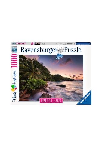 Ravensburger Puzzle »Insel Praslin Seychellen« kaufen