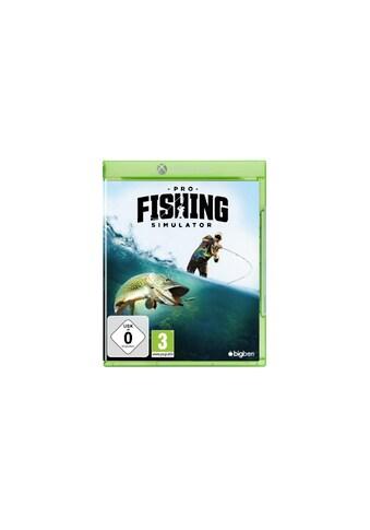 Pro Fishing Simulator, Big Ben Interactive kaufen