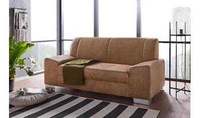 DOMO collection 2-Sitzer, wahlweise mit Federkern kaufen