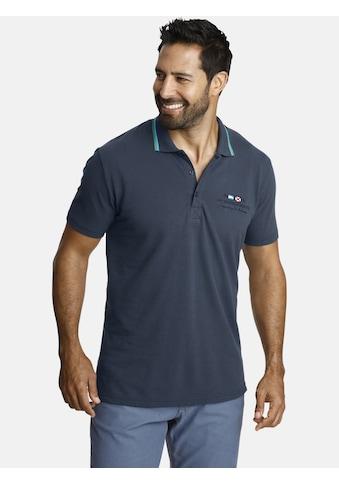 Jan Vanderstorm Poloshirt »HJORD«, aus edler Baumwolle kaufen