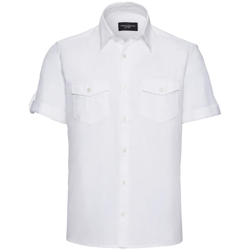 Russell Kurzarmhemd »Collection Herren Hemd / Arbeitshemd, Kurzarm«