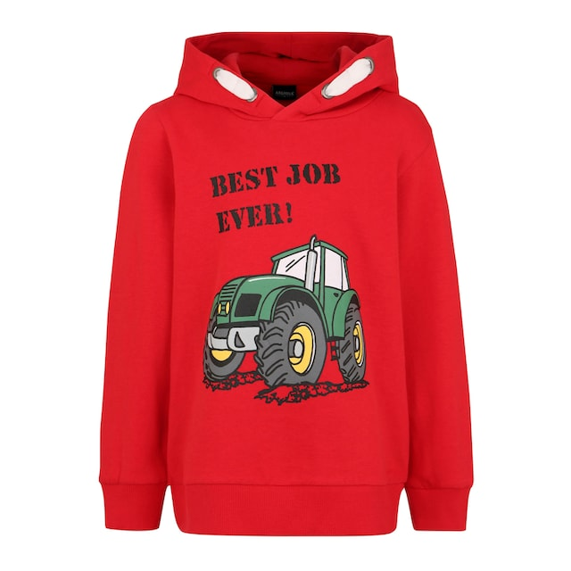 Arizona Kapuzensweatshirt »Traktor«