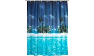 WENKO Duschvorhang »Palmenstrand« kaufen