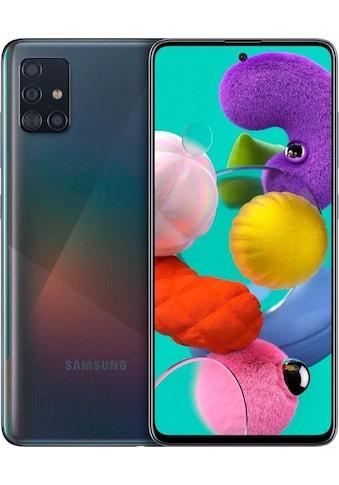 """Samsung Smartphone »Galaxy A51«, (16,4 cm/6,5 """", 128 GB, 48 MP Kamera) kaufen"""