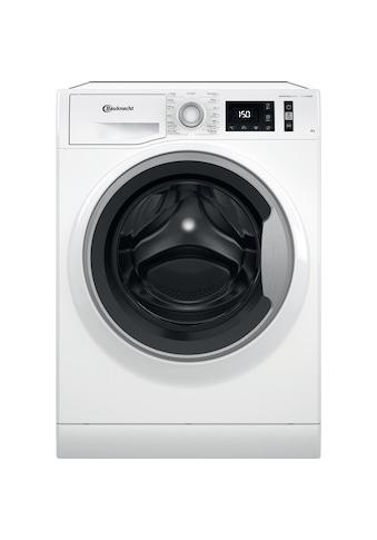 BAUKNECHT Waschmaschine, NM11 844 WSE CH, 8 kg, 1400 U/min kaufen