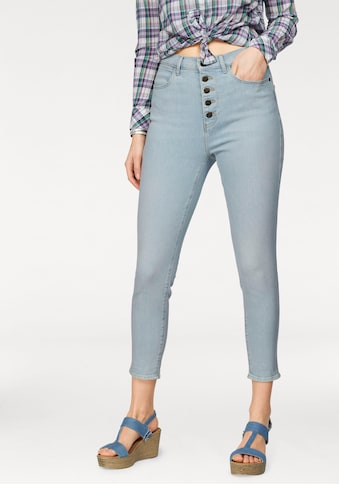 Wrangler Stretch - Jeans »SUPER HIGH SKINNY« kaufen