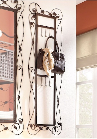 Home affaire Garderobenpaneel, mit aufwendigen Verzierungen kaufen