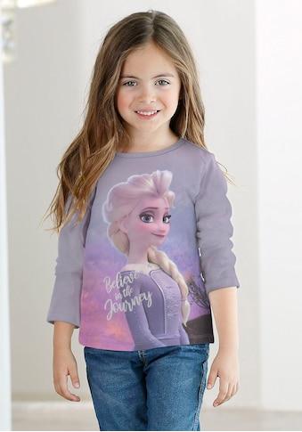 Disney Frozen Langarmshirt »BELIEVE IN THE JOURNEY« kaufen