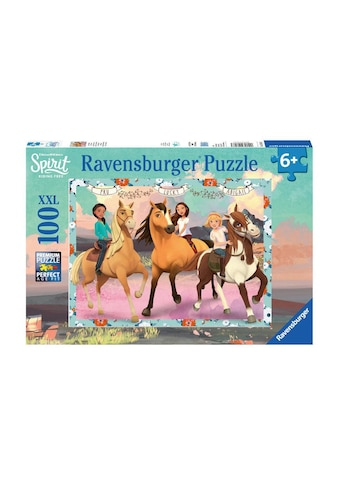 Ravensburger Puzzle »Spirit der wilde Mustang, Lucky und Freundinnen« kaufen