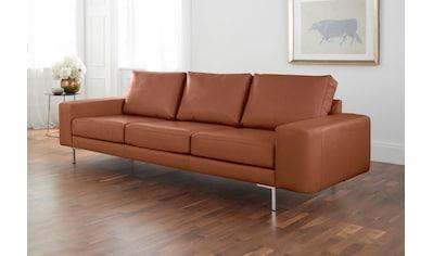 Alte Gerberei 3-Sitzer »Lexgaard«, mit grosser Bodenfreiheit, inklusive Rückenkissen kaufen