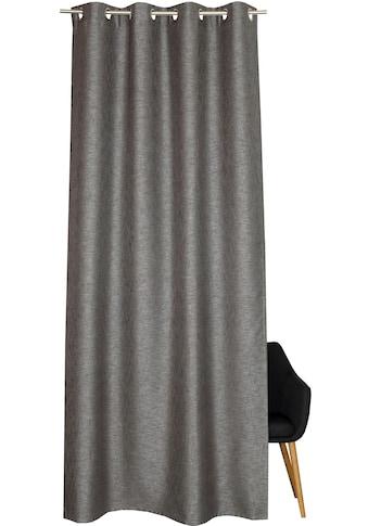 SCHÖNER WOHNEN-Kollektion Vorhang »SW-Blackout«, HxB: 250x140, gewebter Uni-Ösenvorhang kaufen